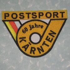 """Postsport Kärnten Patch - Germany - Sports - 3 7/8"""" x 2 5/8"""""""