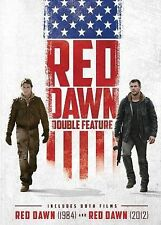 Red Dawn 1984 & 2012 Df, New DVDs