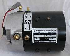 EZGO PDS/DCS Advanced Motors 36/48 Volt Golf Cart Motor #EV6-4001 / DE2-4007 NEW