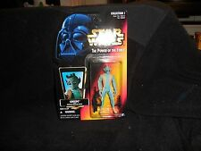 Star Wars The Power of the Force Collection 1 Greedo  MOC