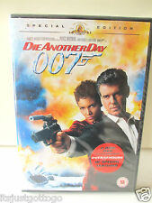 Brand New Sealed James Bond 007 Die Another Day DVD film Special Edition Present