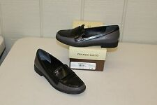 Franco Sarto Women's Valera Loafer - Charcoal Grey - Size 7 M