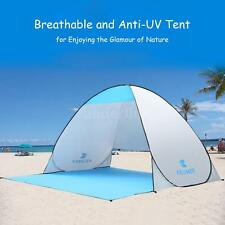 Automatic Pop-up Beach Tent Camping Fishing Anti UV Protective Shelter R1W1