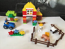 LEGO DUPLO 6141 My First Farm Complete 62 Piece Set Ages 2-5 Retired