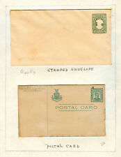 Philippines STAMP ENVELOPED & POSTAL CARD