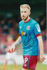 SCUNTHORPE UNITED HAND SIGNED PADDY MADDEN 12X8 PHOTO 2.