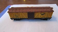 HO Scale Life-Like MKT The Katy Livestock Train Car In Excellent Condition.