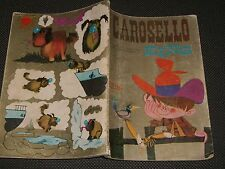 """CAROSELLO KING N.1 LUGLIO 1963 - BUONO """"N"""""""
