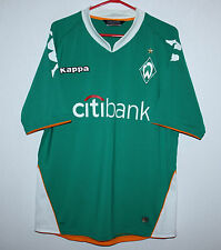 Werder Bremen Germany home shirt 07/08 Kappa