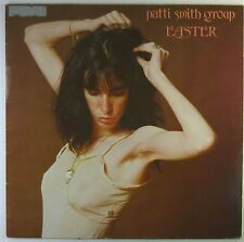 "12"" LP - Patti Smith Group - Easter - A2940h - washed & cleaned"
