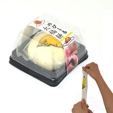 Novel Stretchable Scented Gudetama Squeeze Japanese Mochi Food Kid Toy Witt Box