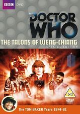 Doctor Who - The Talons Of Weng Chiang (3 Disc - Special Edition) VGC/EXCELLENT