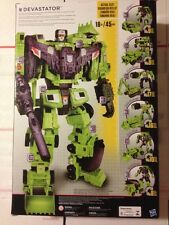 TRANSFORMERS Combiner Wars Devastator Huge 45 Cm
