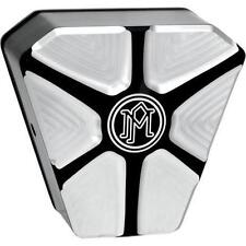 Performance Machine Array Contrast Horn Cover `91-15 Harley Davidson Big Twin