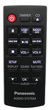 100 % Original PANASONIC Remote Control for SC-HC29DBEBK 39DBEBS SCAKX18E