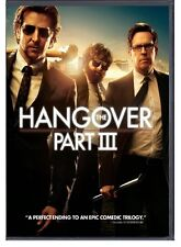 The Hangover Part III (DVD, 2013)