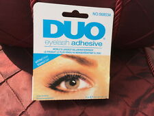 colle faux cils duo waterproof  Nuance blanche Transparente 9g