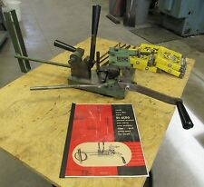DI-ACRO SPRING WINDER  AND INSTRUCTIONS THE REAL DEAL GUNSMITH MACHINIST CLOCK
