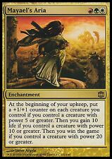 Mayael's Aria LP Alara Reborn MTG Magic Cards Gold Rare RB149