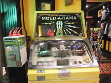 Jack White Mold A Rama 1964 Montgomery Ward Airline Red Guitar White Stripes Wax