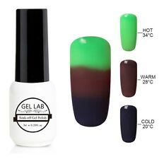 GEL LAB 7ml Soak Off 3-Way Temperature Changing Chameleon Gel Polish 4227