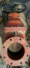 "M&H Valve 8"" A.W.W.A C-509 Resilient Wedge Gate Valve Flange Joint"