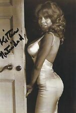 Kitten Natividad SEXY Adult Film Star Pornstar Autographed/Signed 4x6 Postcard