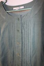Boden Green Corduroy Dress Tunic 20R UK 16R US