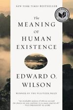 The Meaning of Human Existence, Wilson, Edward O., Acceptable Book