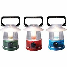 3 PACK PORTABLE POWERFUL 5 LED CAMPING LANTERN TENT OUTDOOR INDOOR PARTY LAMP