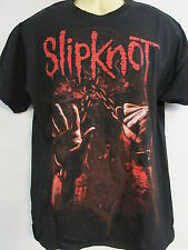 NEW - SLIPKNOT CHAINED HANDS BAND / CONCERT / MUSIC T-SHIRT LARGE