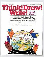 Think! Draw! Write!: 44 Exciting Activities to Help Children Learn Creative Thin