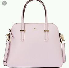 NEW Kate Spade Cedar street maise Pink Blush bag handbag leather Satchel