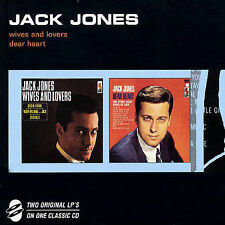 Jack Jones * Wives and Lovers & Dear Heart Two Original LPs (MCA) CD