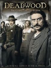 Deadwood : Season 2 (DVD, 2006, 4-Disc Set)