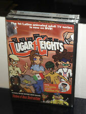 Lugar Heights (DVD) Latino Animated! John Leguizamo, Chistopher Silvestre, NEW!