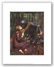 FANTASY ART PRINT La Belle Dame Sans Merci John William Waterhouse 11x14