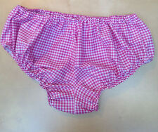 pants knickers nickers adult baby fancy dress sissy maid cosplay fetish 34-42 ,.