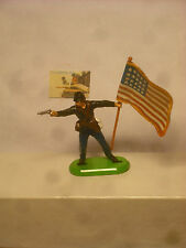 soldatino Toy Soldier Britains Deetail 1971 Nordista scala 1:32
