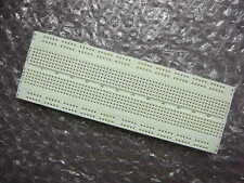 3M Electronic Project Breadboard/Univ Terminal Strip / 840 tie-points NO BOX