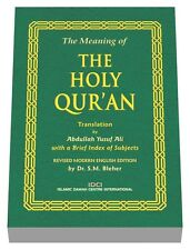 The Meaning of the Holy Quran - New Modern English Edition