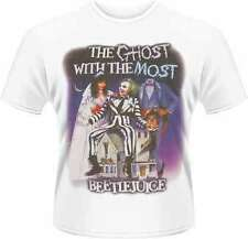Beetlejuice - The Ghost With The Most T-Shirt Homme / Man - Taille / Size XXL