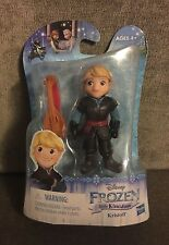 New Hasbro Disney Princess Little Kingdom Frozen Kristoff Mini Doll w/ Lute