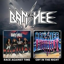 Banshee - Race Against Time / Cry In The Night [New CD]