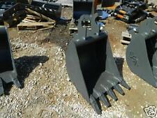 "24"" quick attach bucket built to fit kubota KX-91 excavator"