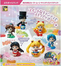 SAILOR MOON Petit Chara LAND MAKE UP By Candy Series 1 zufällige Figur 6-7cm NEU