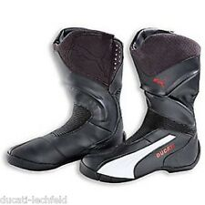 DUCATI Puma SUPER RIDE Boots Motorcycle Boots Boots Shoes black new