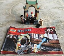 Lego Harry Potter 4736 Freeing Dobby. Minifigures Lucius Malfoy. Complete