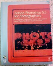 Adobe Photoshop 5.5 for Photographers: A professional image editor's guide