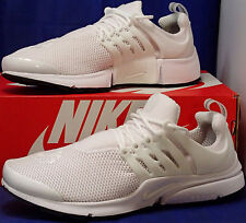 Womens Nike Air Presto iD White Black SZ 11 /// Mens SZ 9.5 ( 846440-991 )